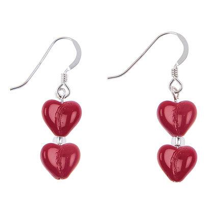 Kisses Earrings (More Colours Available)