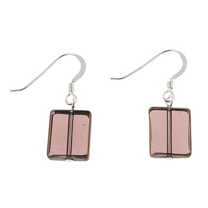 Tile Earrings (More Colours Available)