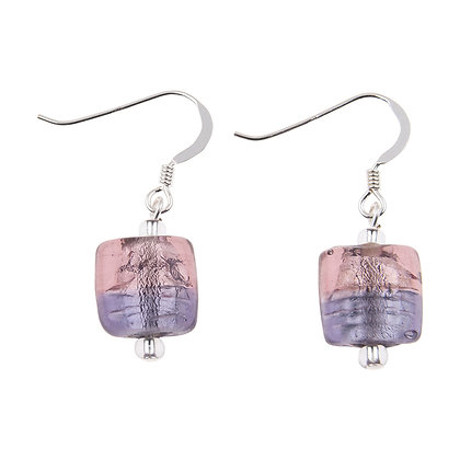 Two Tone Earrings (More Colours Available)