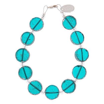 Turquoise Cosmic Bracelet