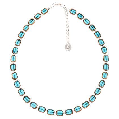 Golden Edges Necklace (More Colours Available)