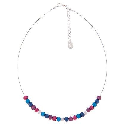 Winter Medley Links Necklace