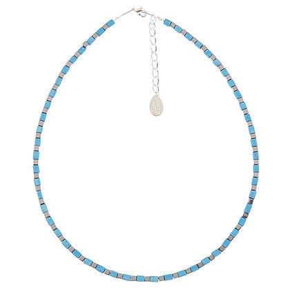 Turquoise Gleam Necklace