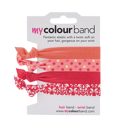 Red Damask Colourbands
