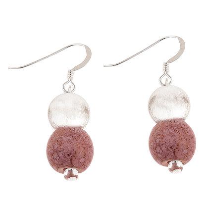 Mottles Earrings (more colours available)