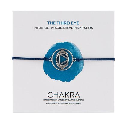 Third Eye Chakra Charm Bracelet