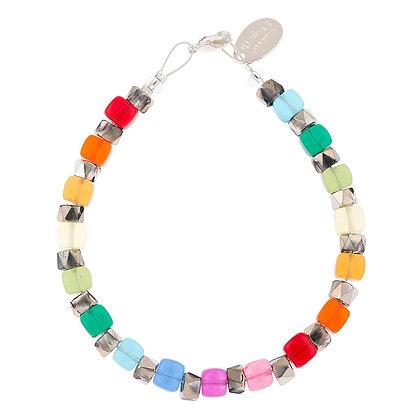 Rainbow Sparkle Bracelet