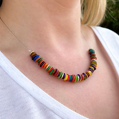 Shell Links Necklace.JPG