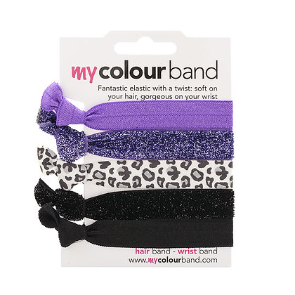 Purple Cosmopolitan Colourbands