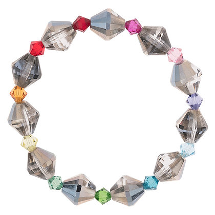 Crystal Lanterns Bracelet