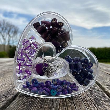 Purple Bracelet Kit