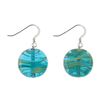 Whirlpool Earrings (More Colours Available)