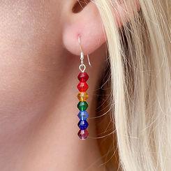 Rainbow Earrings Bicone.JPG