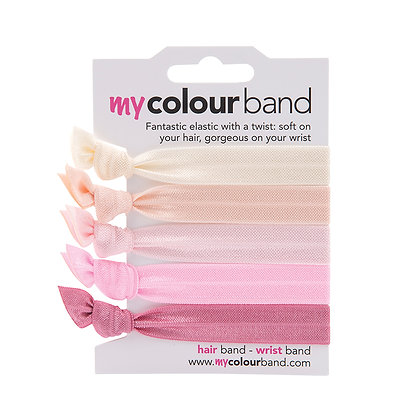 Pastel Colourbands