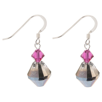 Crystal Lanterns Earrings (More Colours Available)