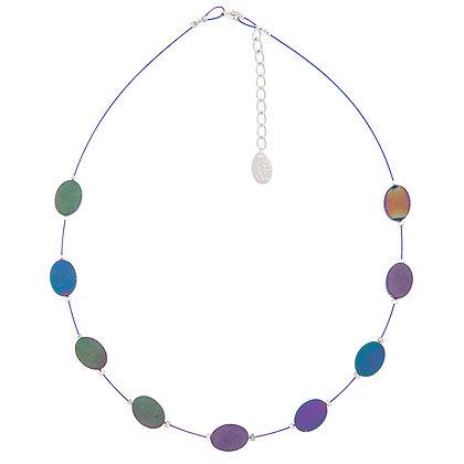 Rainbow Opus Necklace