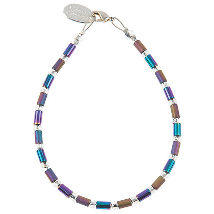 Geo Tubes Bracelet (More Colours Available)