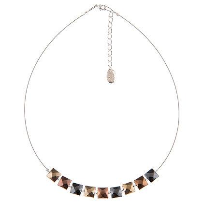 Metallic Boudica Necklace