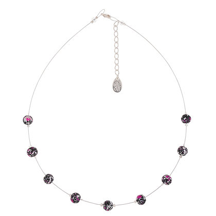 Shimmer Marbled Necklace (More Colours Available)