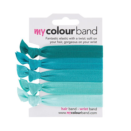 Teal Colourbands