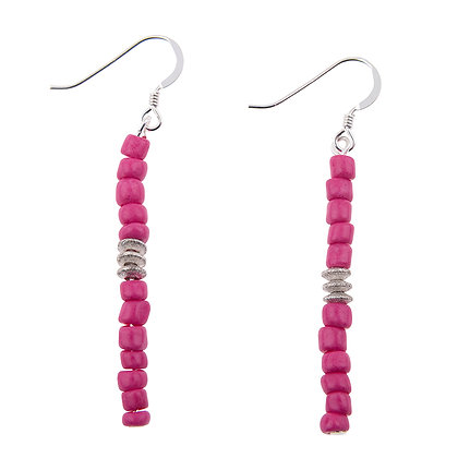Aztec Earrings (More Colours Available)