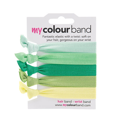 Green Colourbands