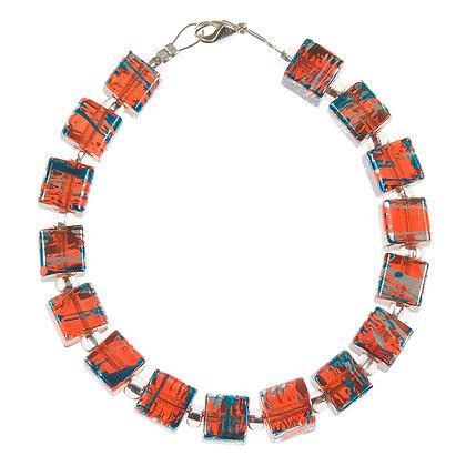 Cosmic Cubes Bracelet