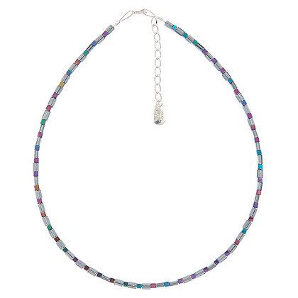 Graphite Gleam Necklace