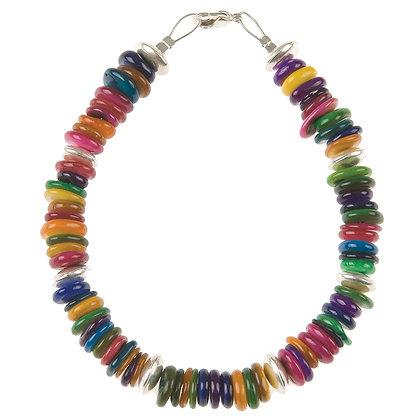 Rainbow Shells Bracelet