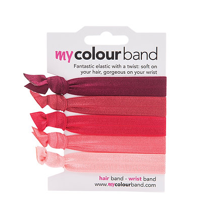 Red Colourbands