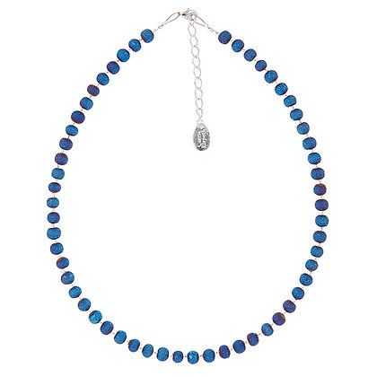 Indigo Lava Full Necklace