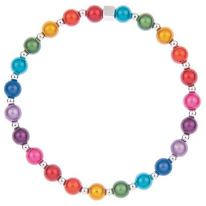 Rainbow Glow Bracelet