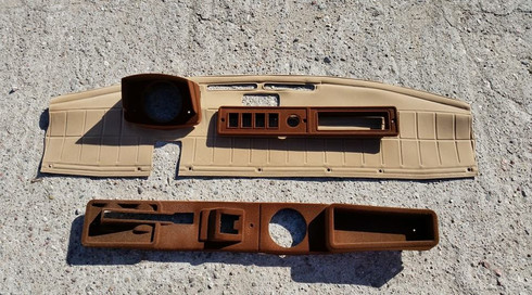 Fiat 126p wnętrze