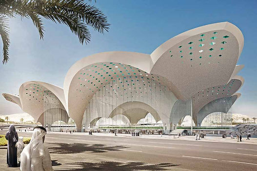Haram Intermodal Station