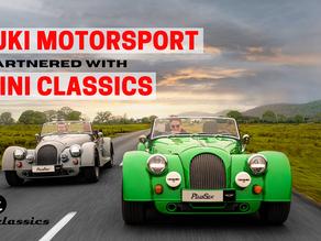 Saluki Motorsport has partnered with Tomini Classics