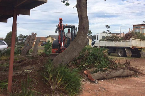 Land and Block Clearing