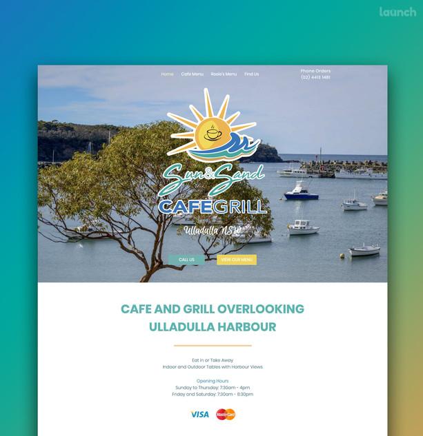 Sun and Sand Cafe Ulladulla