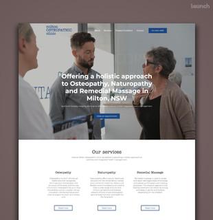 Milton Osteopathic Clinic