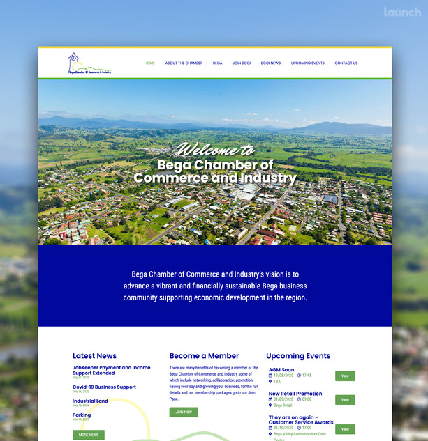 Bega Chamber of Commerce and Industry