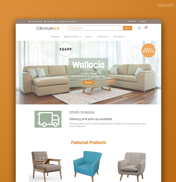 Sansoms Furniture One