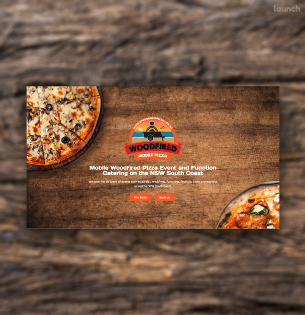 South Pacific Woodfired Mobile Pizza