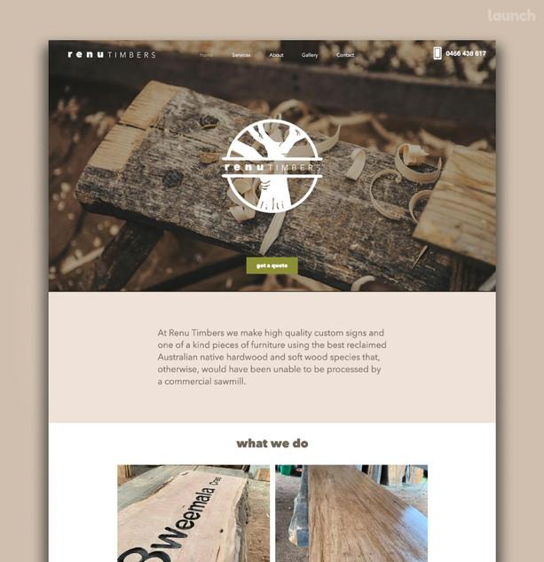 Renu Timbers