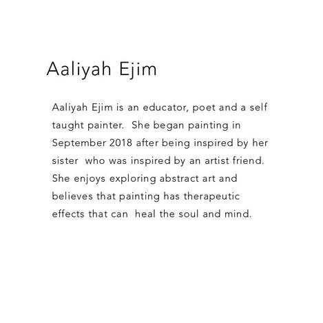 Aaliyah Ejim