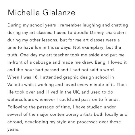 Michelle Gialanze