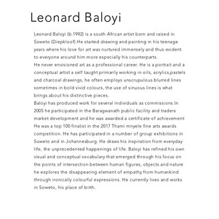 Leonard Baloyi