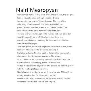 Nairi Mesropyan