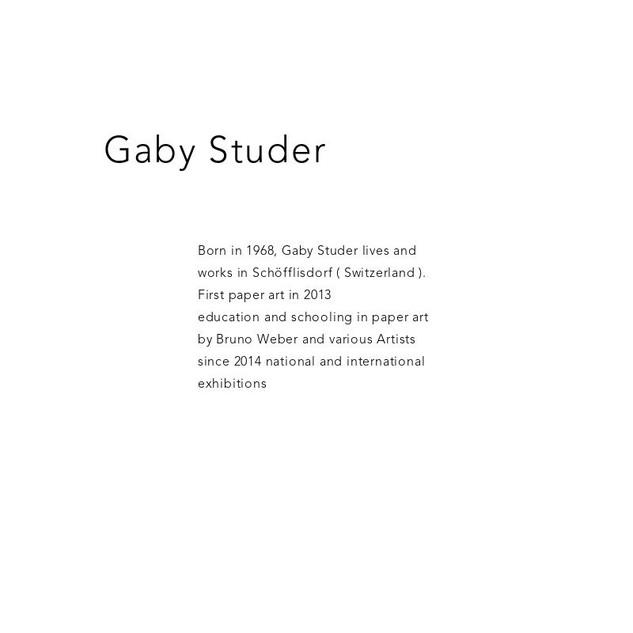 Gaby Studer