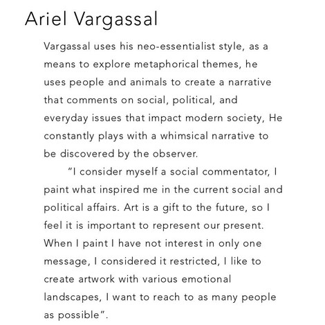 Ariel Vargassal