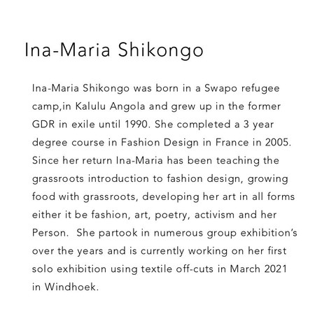 Ina-Maria Shikongo