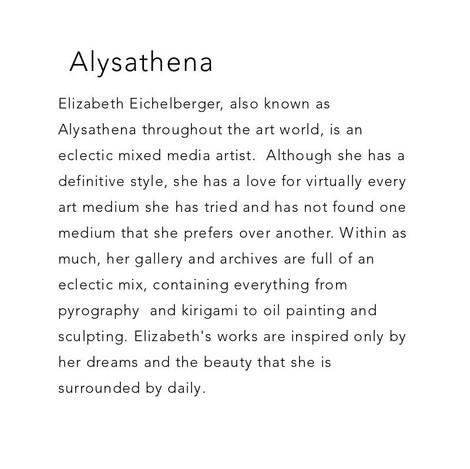 Alysathena